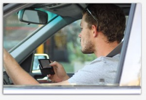 Distracted Driving, Personal Injury Law